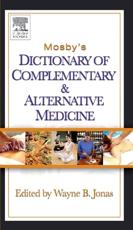 Mosby's Dictionary of Complementary and Alternative Medicine
