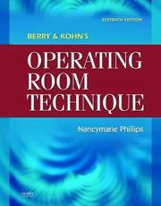 Berry and Kohn's Operating Room Technique