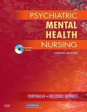 Psychiatric Mental Health Nursing [With CDROM]