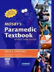 Mosby's Paramedic Textbook with DVD ROM