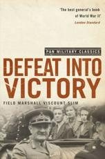ISBN: 9780330509978 - Defeat into Victory