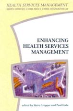 Enhancing Health Services Management