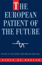 The European Patient of the Future