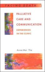 Palliative Care and Communication