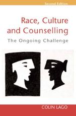 ISBN: 9780335216949 - Race, Culture and Counselling