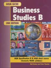 AQA GCSE Business Studies B