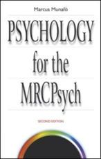 Psychology for the MRCPsych