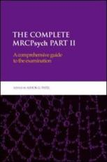 The Complete MRCPsych (Pt. 2)