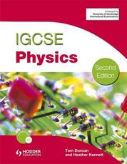 ISBN: 9780340981870 - IGCSE Physics