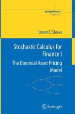 Stochastic Calculus for Finance (v. 1)