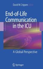 End-of-life Communication in the ICU