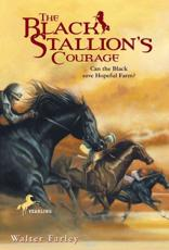 The Black Stallions Courage