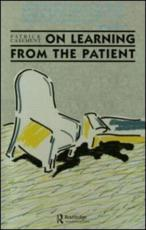 ISBN: 9780415025539 - On Learning from the Patient