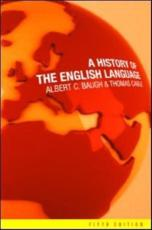 ISBN: 9780415280990 - A History of the English Language