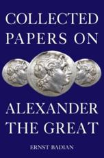 ISBN: 9780415378284 - Collected Papers on Alexander the Great