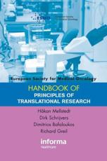 ESMO Handbook on Principles of Translational Research