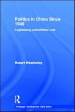 ISBN: 9780415512459 - Politics in China Since 1949