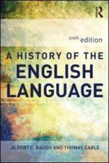 ISBN: 9780415655965 - A History of the English Language