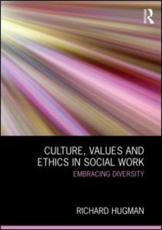 ISBN: 9780415673495 - Culture, Values and Ethics in Social Work