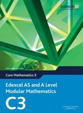 ISBN: 9780435519094 - Edexcel AS and A Level Modular Mathematics Core Mathematics 3 C3