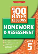 100 Maths Homework and Assessment Activities for Year 5