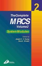 The Complete Mrcs: Volume 2