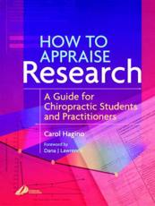 How to Appraise Research
