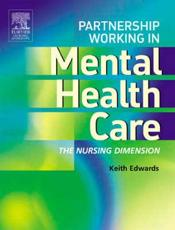 Partnership Working in Mental Health Care