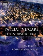 Palliative Care: The Nursing Role