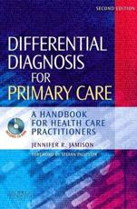 Differential Diagnosis for Primary Care