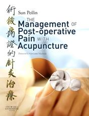 Management of Post-Operative Pain with Acupuncture