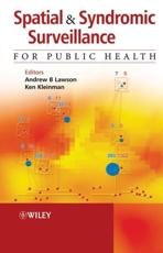 Spatial and Syndromic Surveillance for Public Health