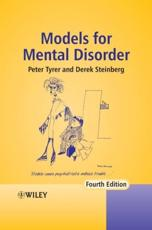 Models for Mental Disorder
