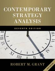 ISBN: 9780470747100 - Contemporary Strategy Analysis