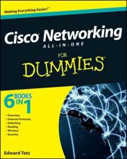 ISBN: 9780470945582 - Cisco Networking All-in-One For Dummies