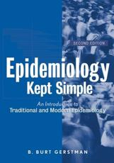 Epidemiology Kept Simple