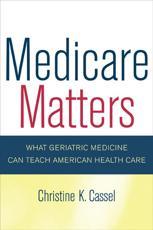 Medicare Matters
