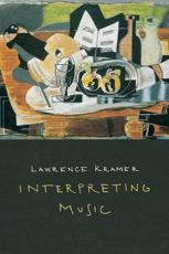 ISBN: 9780520267060 - Interpreting Music