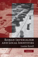ISBN: 9780521174732 - Roman Imperialism and Local Identities