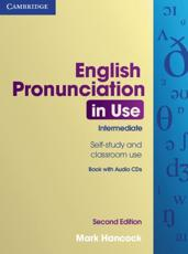 ISBN: 9780521185141 - English Pronunciation in Use Intermediate with Answers and Audio CDs (4)