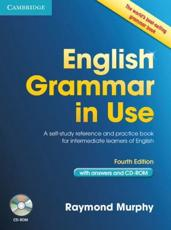 ISBN: 9780521189392 - English Grammar in Use with Answers and CD-ROM