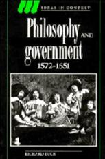ISBN: 9780521438858 - Philosophy and Government 1572-1651