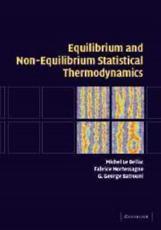 Books Equilibrium and Non-equilibrium Statistical Thermodynamics