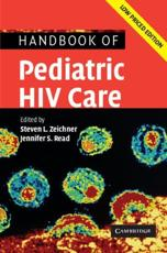 Handbook of Pediatric HIV Care