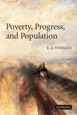 ISBN: 9780521529747 - Poverty, Progress, and Population