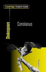 ISBN: 9780521538596 - Cambridge Student Guide to Coriolanus