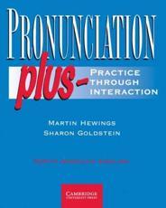 Pronunciation Plus Student's Book