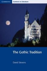 ISBN: 9780521777322 - The Gothic Tradition