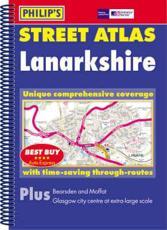 Street Atlas Lanarkshire