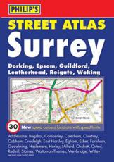 Philips Street Atlas Surrey